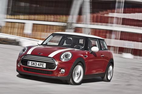 Nouvelle Mini 2014 : quid des performances ? - L'argus auto | Mini | Scoop.it