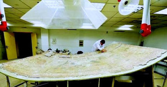 Ancient tomb in N. China undergoing renovation | Histoire et Archéologie | Scoop.it