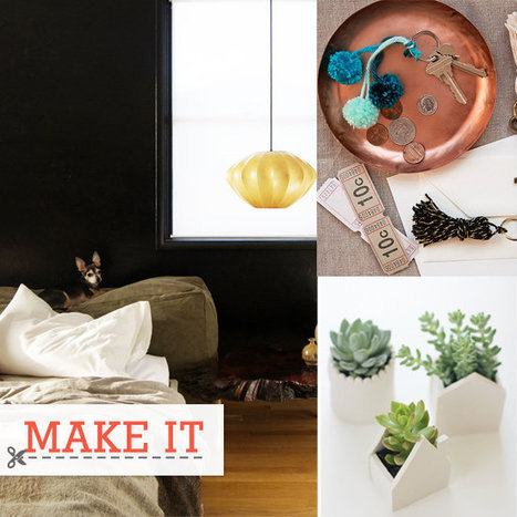 Best DIY Projects For Home Decorating | Designer | Scoop.it