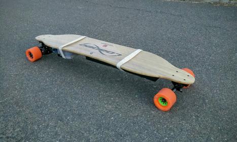 Construire son skate électrique : assemblage & réglages | La technologie au collège | Scoop.it