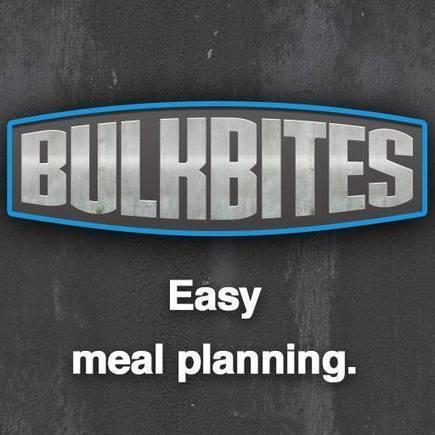 Bulkbites. Easy meal planning for bodybuilders.   Meal planning for bodybuilding   Scoop.it
