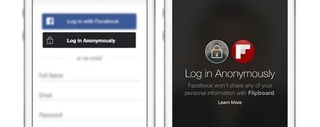 Facebook : toujours numéro un du social login | Agence BWA - Veille | Scoop.it