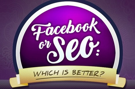 Facebook or SEO: Which is Better?  | Online Marketing Resources | Scoop.it