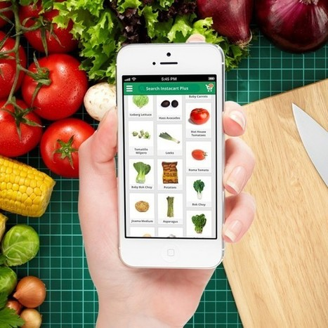 Fast-growing grocery delivery startup Instacart reportedly raising $220M - GeekWire | Insights | Scoop.it