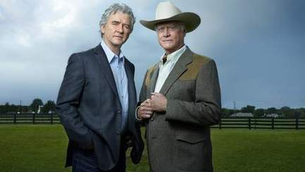 "J.R. et Bobby reprennent du service dans ""Dallas"" 