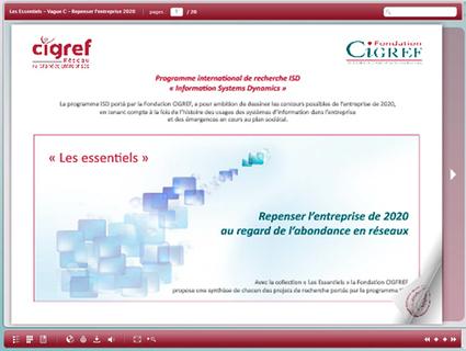 Repenser l'entreprise de 2020 au regard de l'abondance en réseaux | Fondation Cigref | Veille Stratégique & Intelligence Economique | Scoop.it