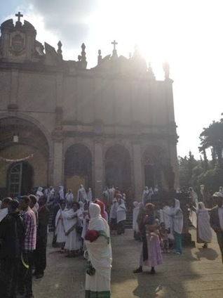 Treasures In Jars of Clay: Selassie Orthodox Church | Histoire de l'Ethiopie | Scoop.it