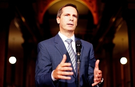 McGuinty's backhand gift to Redford   Politics in Alberta   Scoop.it