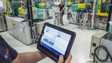 Mittelstand: Digitalisierung als größte Herausforderung | Wirtschaft | DW.COM | 05.02.2016 | Digitale Business Transformation | Scoop.it