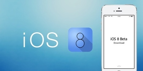 Download iOS 8 beta 5 for iPhone, iPad, and iPod Touch | Latest Tech & iOS Gadgets Updates | Scoop.it