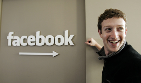 Facebook's Back: Shares Top $38 IPO Price | TheBottomlineNow | Scoop.it