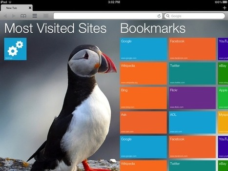 Puffin: The iPad's Professional Web Browser | Go Go Learning | Scoop.it