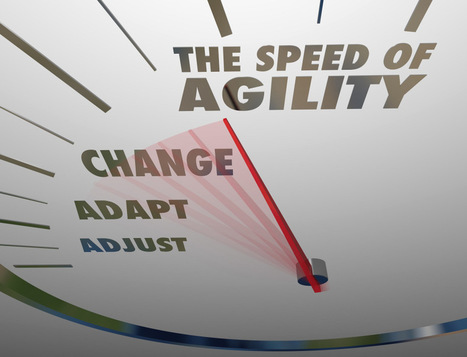 How to kick-start 'agile' on your marketing team - VentureBeat | Agile Software Development | Scoop.it