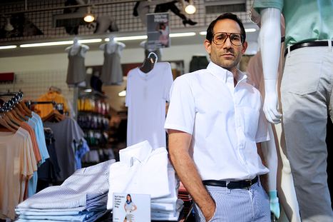 American Apparel CEO Dov Charney on His Controversial Ad   marketing tips   Scoop.it