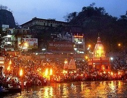 Haridwar - Haridwar Tourism & Travel Guide | NamasteIndiaTrip | Scoop.it