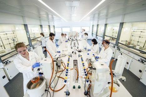 Lancaster University's new £26m facility | Lancaster University business media coverage | Scoop.it