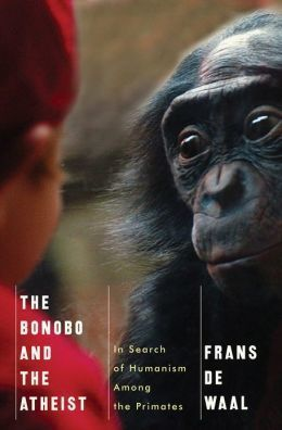 Frans de Waal presents his new book, The Bonobo and the Atheist | Empathy and Compassion | Scoop.it