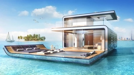 Signature Edition of Floating Seahorse home unveiled | Real Estate Plus+ Daily News | Scoop.it