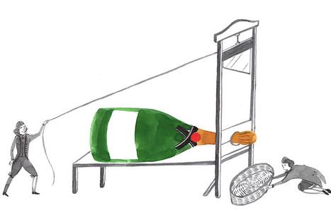 What oxidises in the juice can't oxidise in the barrel | Le Vin et + encore | Scoop.it