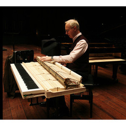 Tuning the brain: how piano tuning may cause changes to brain structure | Cognitive science | Scoop.it