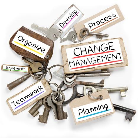 The 15 Keys Of Successfully Managing Change | Personas y organizaciones | Scoop.it