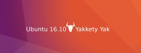 Ubuntu 16.10 Yakkety Yak pronto da scaricare - Hardware MAX | Tutto sulla Tecnologia | sistemi operativi | Scoop.it