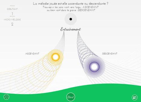 Confidentiel : Meludia lève 500 000 euros pour enseigner la musique différemment | Flow | Scoop.it