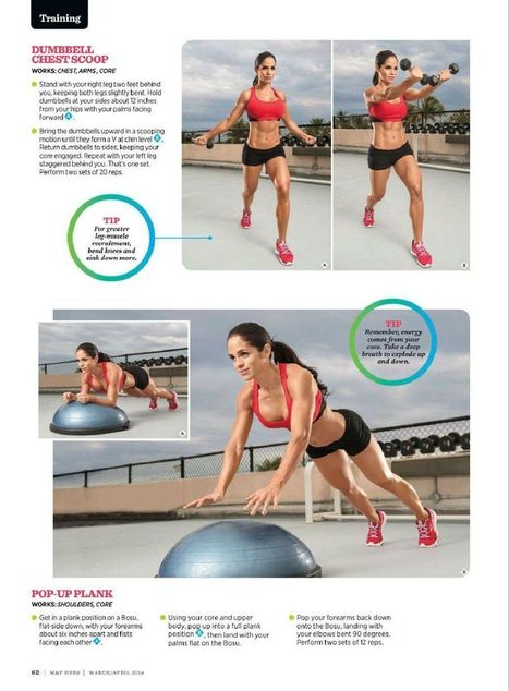 10 fitness tips for women.. | World of Fun.. | Scoop.it