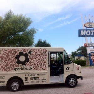 SparkTruck: Taking Making on the Road | Makerspaces + Libraries | Scoop.it