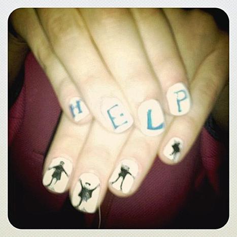 HELP! 3 Lessons Zooey Deschanel's Nails Can Teach Startups | Startup Revolution | Scoop.it