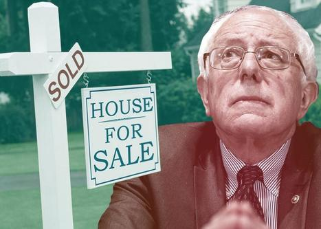 Burlington, Vermont, Has a Strange, Successful Model of Affordable Housing. Thank Bernie Sanders. | Everything You Need to Know           Re: Bernie Sanders | Scoop.it