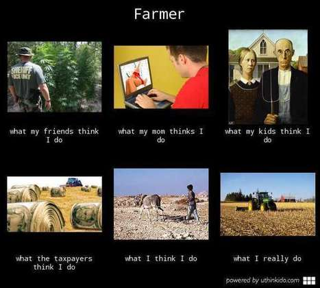 Farmer | What I really do | Scoop.it