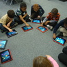 i-Pads in Lower School Classrooms