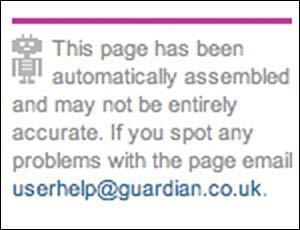 The Guardian launches 3 million linked data music album pages | SemWeb 3.0 | Scoop.it
