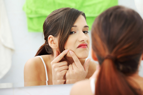 4 Weird places you get acne | Health news | Scoop.it