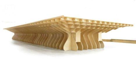 En Côte-d'Or, Usinage Bois & Matériaux triple ses capacités de production | Menuiserie et Panneaux | Scoop.it