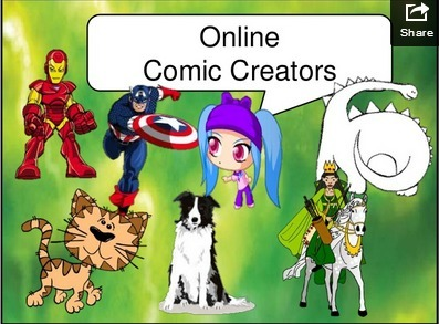 Great Resources for Teaching Using Comics ~ Educational Technology and Mobile Learning | Learning about Technology and Education | Scoop.it