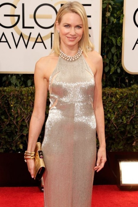 Gold Jewelry is back on Golden Globe 2014 - The LA Fashion magazine | Best of the Los Angeles Fashion | Scoop.it