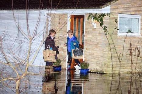 Flood-hit residents 'thrilled' at funding after long campaign for defences | Groundwater flooding UK | Scoop.it