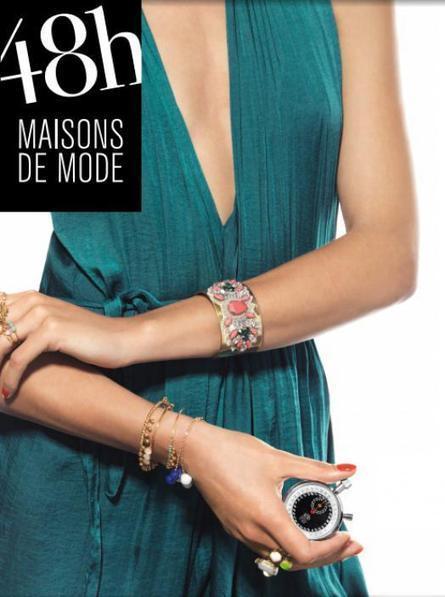 48H de Maisons de Mode 2014, les prix décernés aux jeunes créateurs | meltyFashion | Bijoux créateurs | Scoop.it