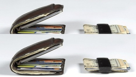 Find A New Way To Carry Your Money Safely | Buy Coll Wallets | Scoop.it