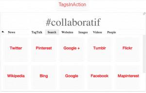 TagsInAction. La recherche avec des tags.   Veille_Curation_tendances   Scoop.it