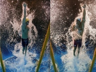 Swimming News: Where Will James Magnussen Split The Difference? | Swim News Round Up | Scoop.it