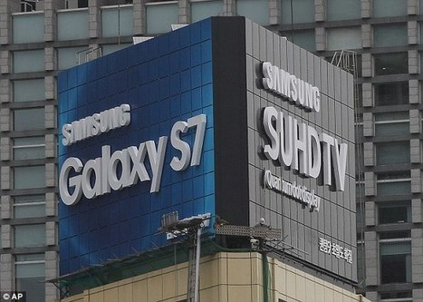 Samsung soars as Apple slumps   Mobile Payments and Mobile Wallets   Scoop.it