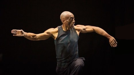 The dancer, the singer, the cellist ... and a moment of creative magic   The Art of Dance   Scoop.it