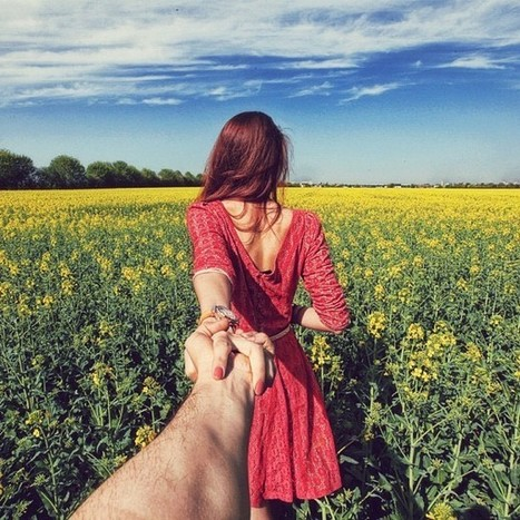 Photographer Captures Girlfriend Leading Him Around the World - PetaPixel | Travel With Your Camera | Scoop.it