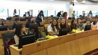 Dos alumnas canarias participan desde hoy en la Conferencia Europea de Jóvenes 'Cuidemos el Planeta'   PEQUEÑOS GRANITOS, GRANDES PLAYAS   Scoop.it