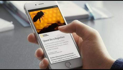Facebook begins instant news articles from nine publications | Digit.in | Tech and Gadgets News | Scoop.it