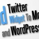 Add Twitter Widget to Moodle | Using Moodle at Glyndwr | Scoop.it