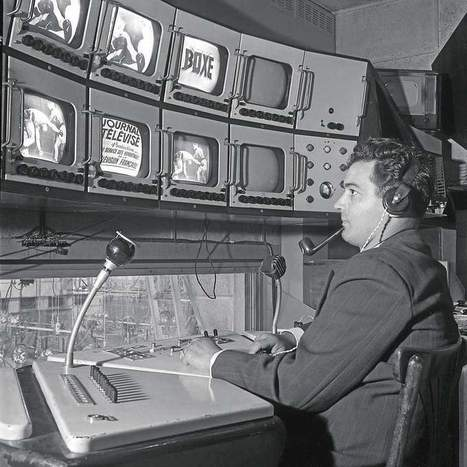 La numérisation des archives de l'audiovisuel s'achève | Les Echos | Education numérique MEN | Scoop.it